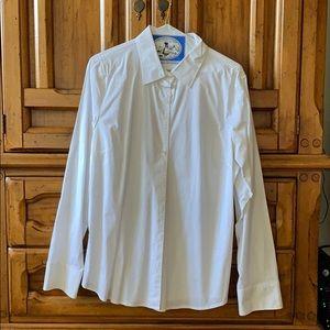 Women's J Crew button down shirt (XL)